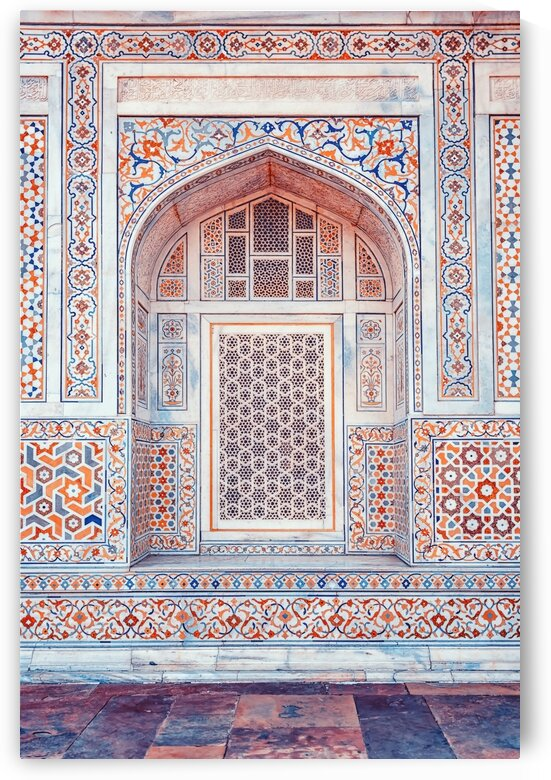 Tomb of Itimad-ud-Daulah by Manjik Pictures