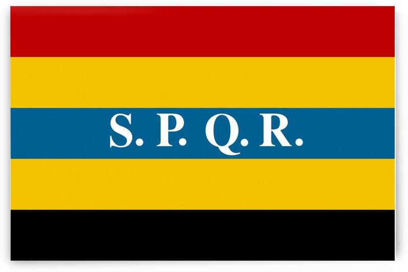 aromanians flag  2  by Tony Tudor