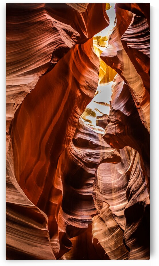 Antelope Canyon 1 by bj clayden photography