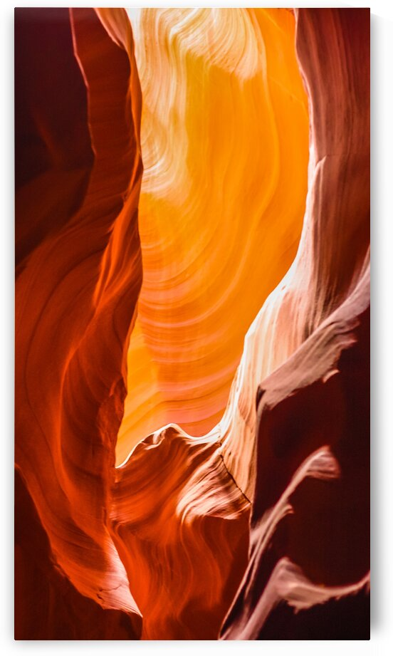 Antelope Canyon 3 by bj clayden photography