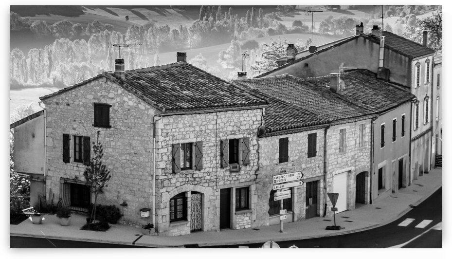 Castelnau de Montmiral France by bj clayden photography