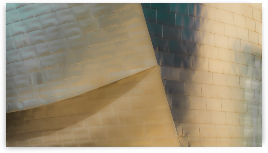 Guggenheim Abstract by bj clayden photography