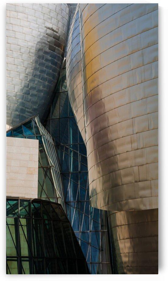Guggenheim Bilbao by bj clayden photography