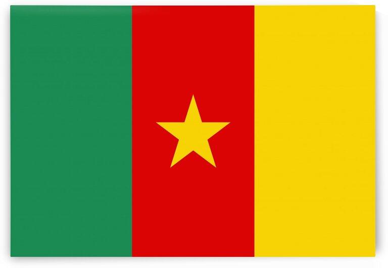 Cameroon by Tony Tudor
