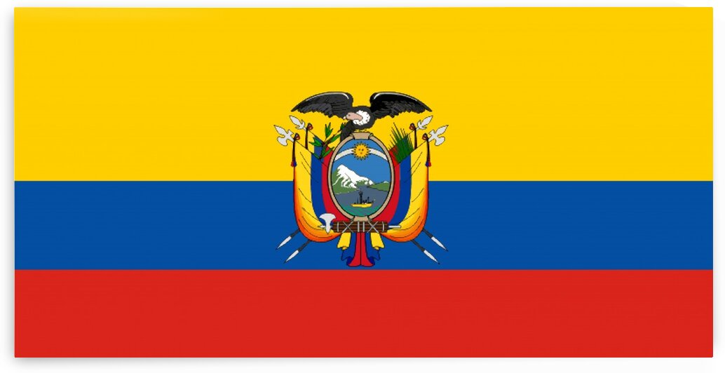 Ecuador by Tony Tudor