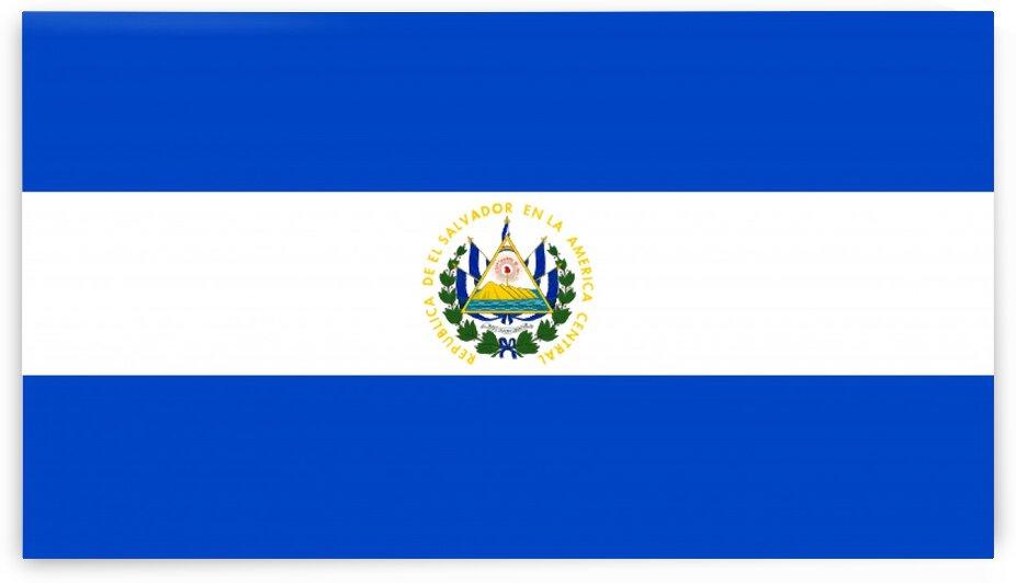 El Salvador by Tony Tudor