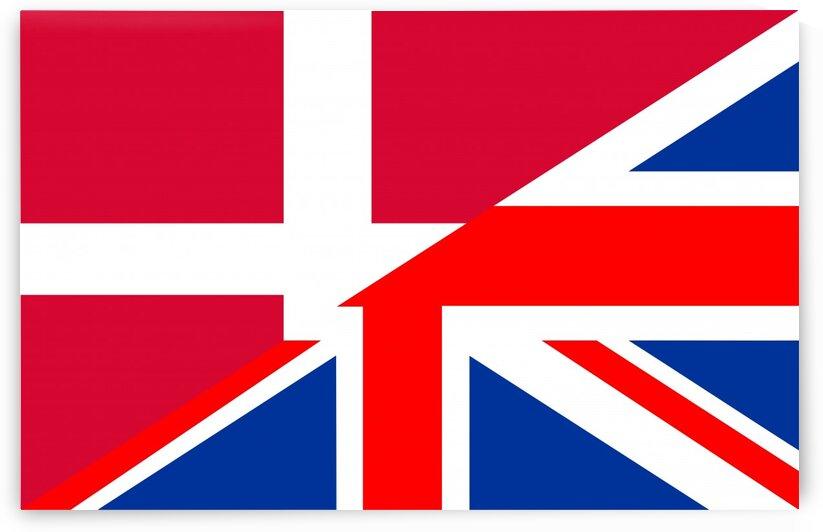 english danish by Tony Tudor