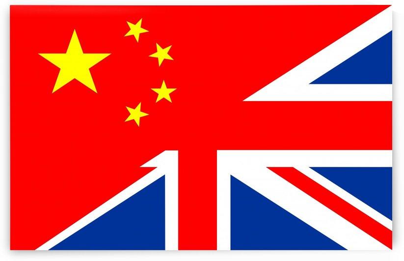 english chinese by Tony Tudor