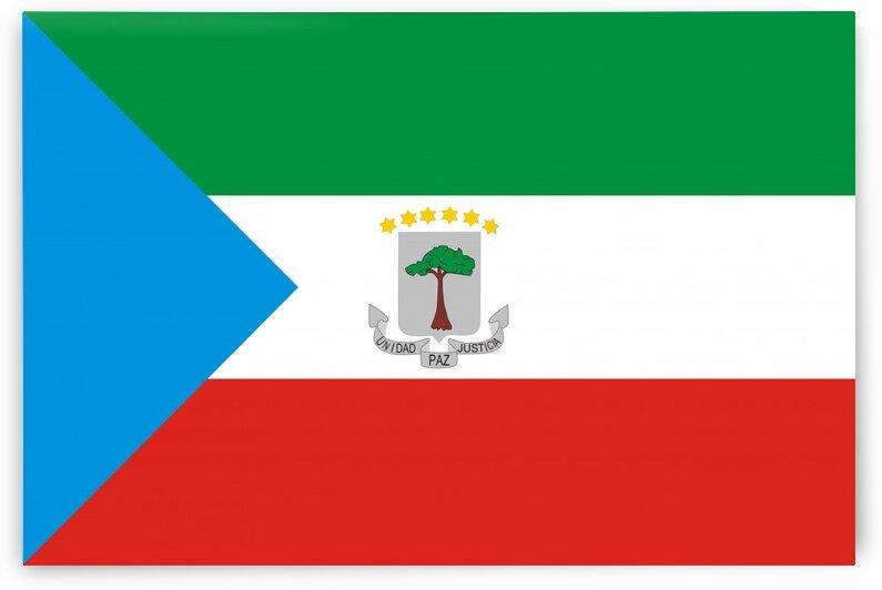 Equatorial Guinea by Tony Tudor