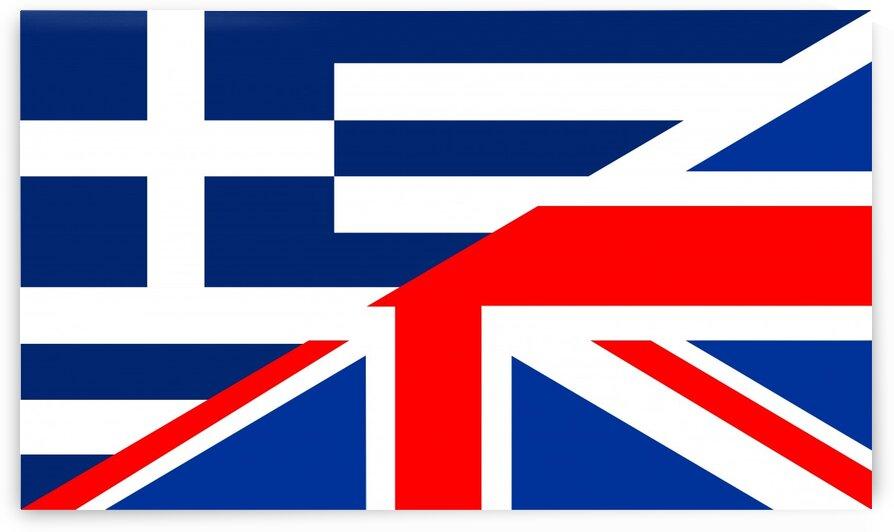 greek english by Tony Tudor