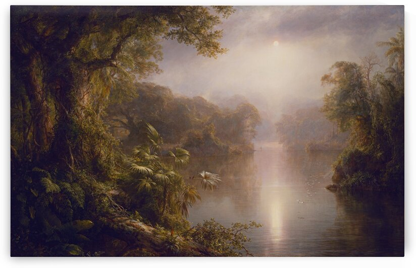 The River of Light   by One Simple Gallery
