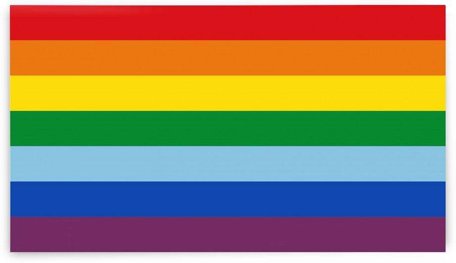 inca flag by Tony Tudor