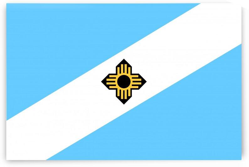 Madison flag by Tony Tudor