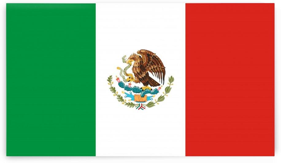 Mexico by Tony Tudor