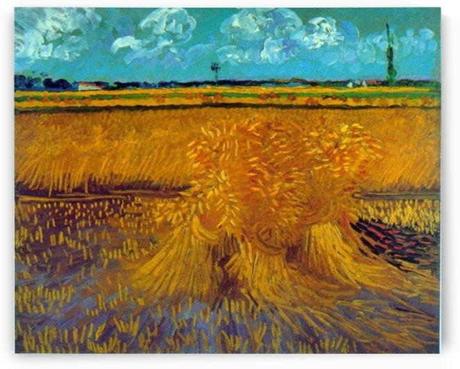 Sheaves by Van Gogh by Van Gogh
