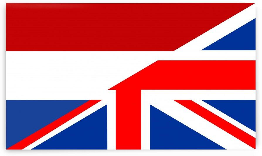 netherlands english by Tony Tudor