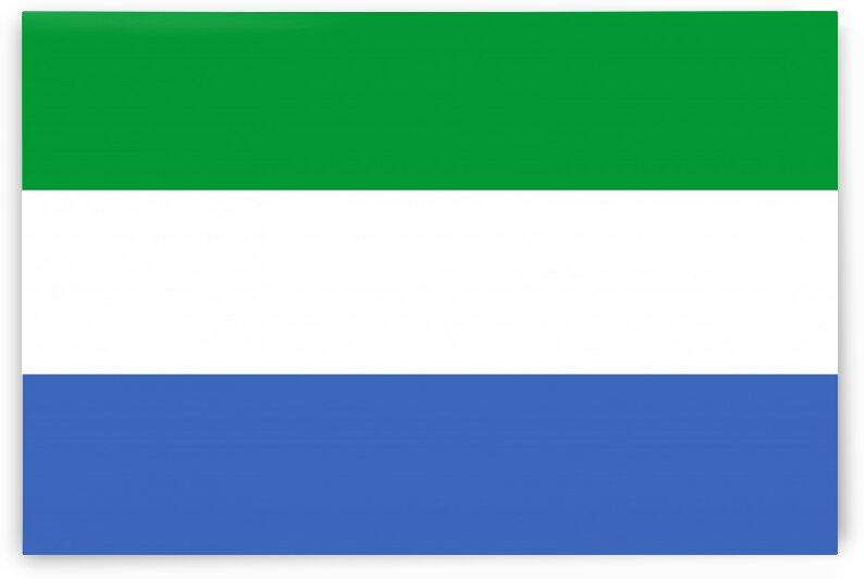 Siera Leone by Tony Tudor