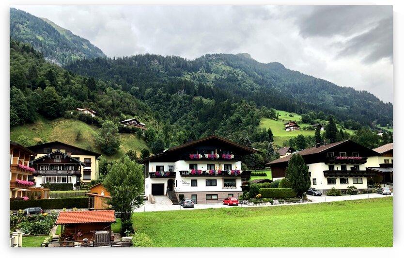 Hofgastein Dolomities Alpen by Teofil Tiulkin