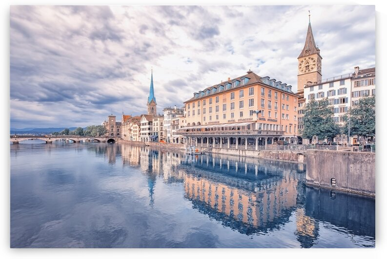 Zurich by Manjik Pictures