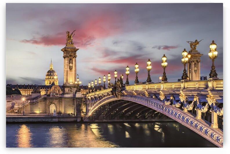 Romantic Paris by Manjik Pictures