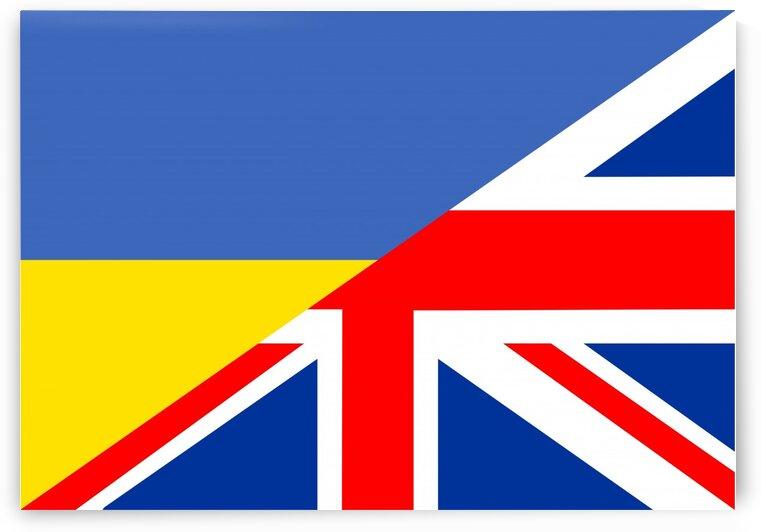 ukraine uk by Tony Tudor