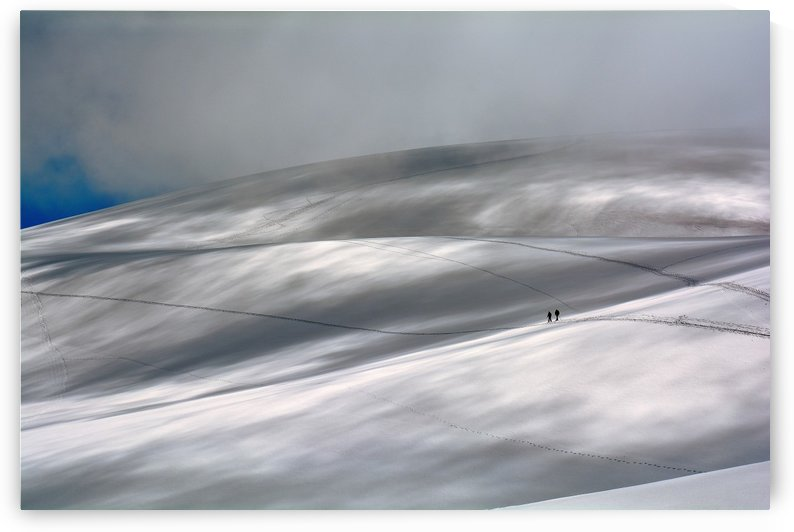 Perennial Glacier by Edoardo Gobattoni  by 1x