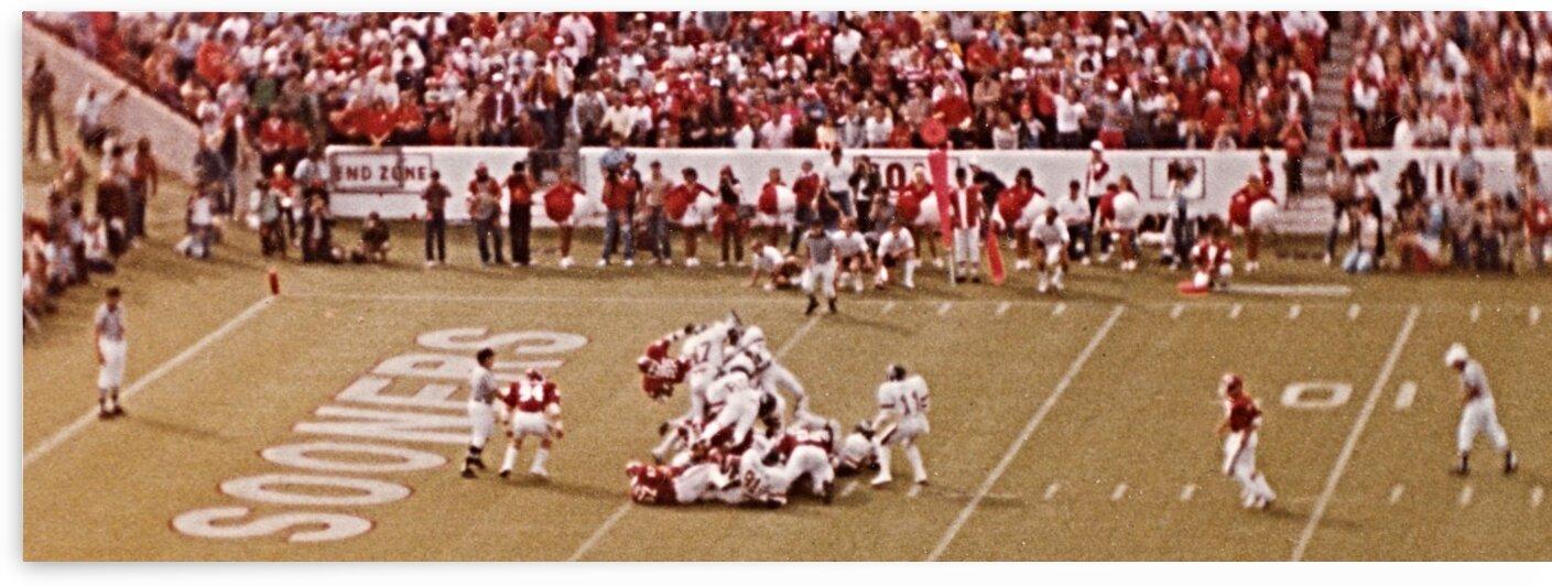 1982 Oklahoma vs. OSU Marcus Dupree Touchdown by Row One Brand