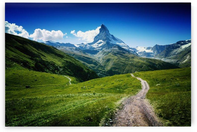 Matterhorn II by Juan Pablo de by 1x