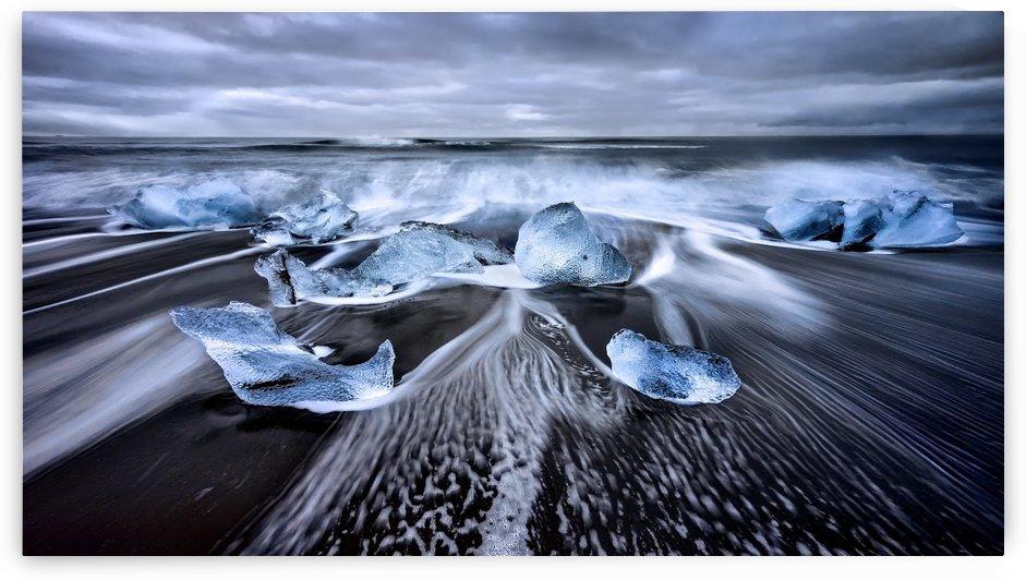 Blue Diamonds by 1x