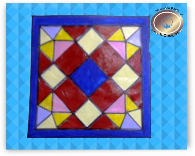 CubicART Geometri Art Islamic Wall officeDecor by Yasmin MUhammad Elias