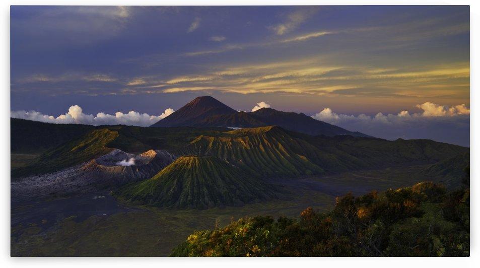 Volcano Dawn by Karsten Wrobel  by 1x