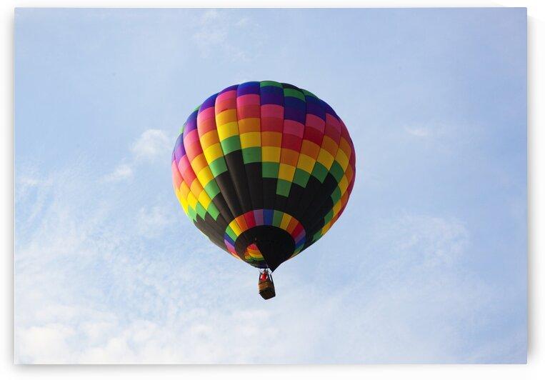 Decatur  Alabama annual Hot Air Balloon Jubilee Festival by Tony Tudor