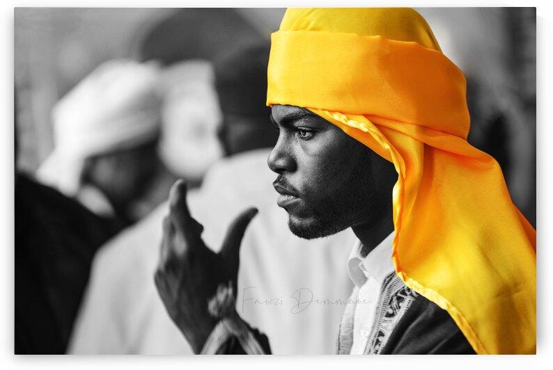 Yellow by Fawzi Demmane