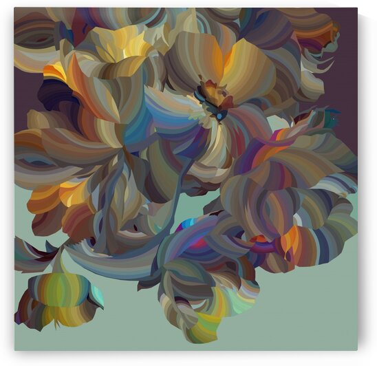 Flowers Of Zen by Al Chemist