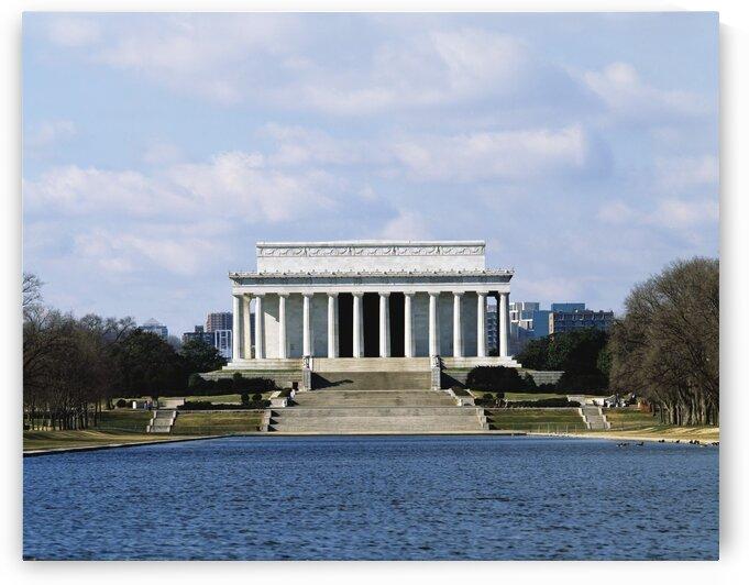 Lincoln Memorial  Washington D.C. by Tony Tudor