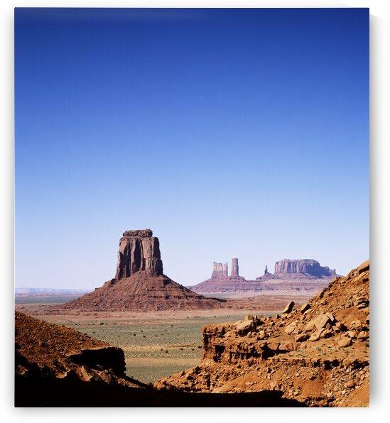 Monument Valley Arizona by Tony Tudor