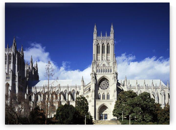 National Cathedral  Washington D.C. by Tony Tudor