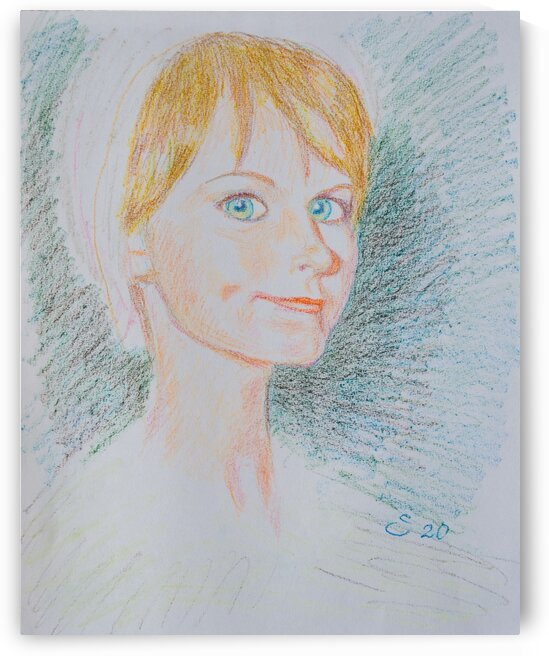 Portrait of a Lady by RoySeberg