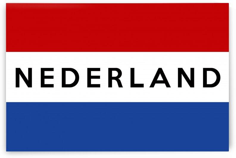 Nederland by Tony Tudor