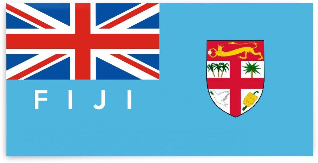Fiji name by Tony Tudor