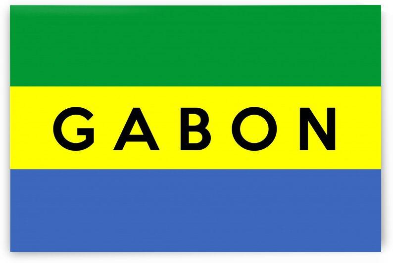 gabon name by Tony Tudor