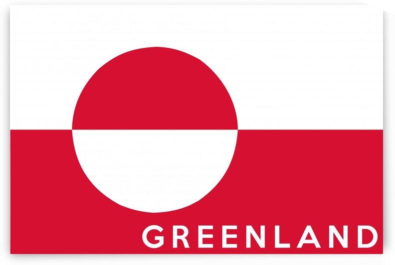 Greenland name by Tony Tudor