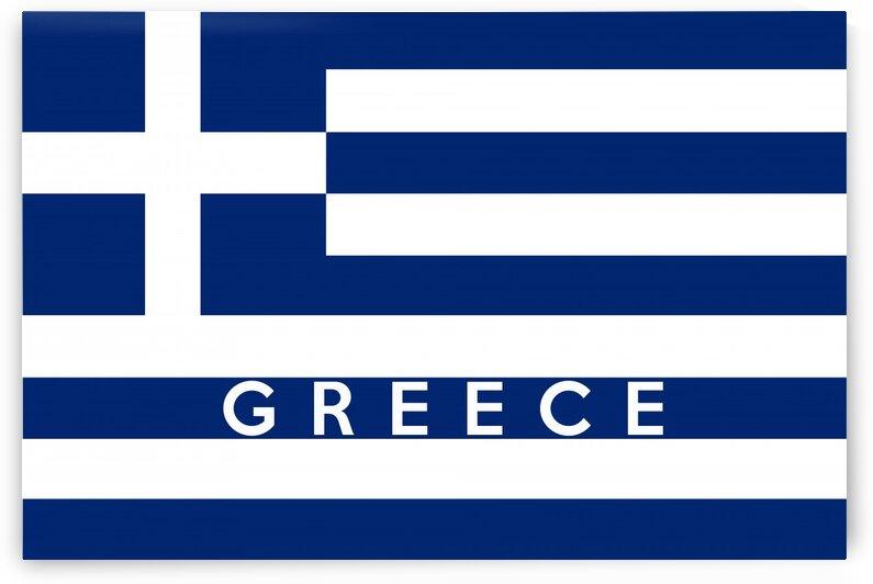 Greece name by Tony Tudor