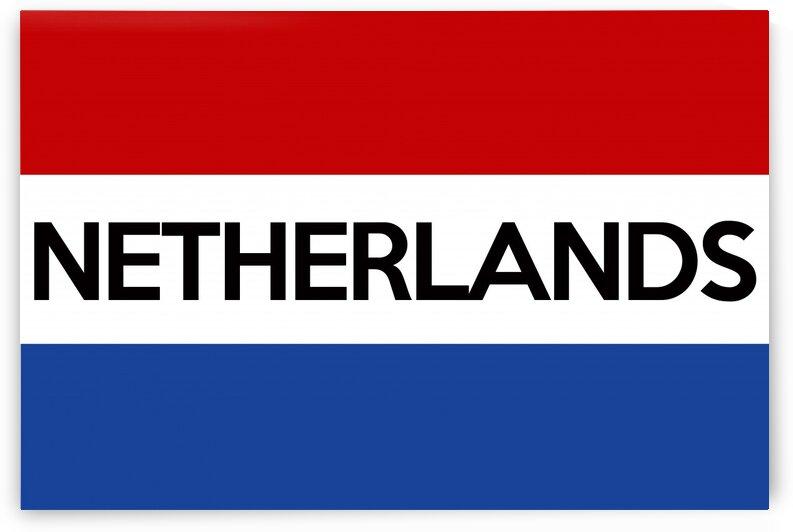 holland name by Tony Tudor