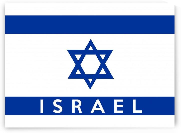 Israel name by Tony Tudor