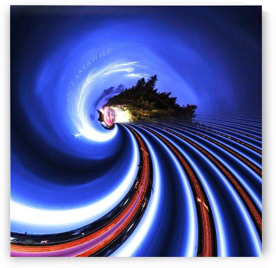 Speed of light by Johnnyphotofreak