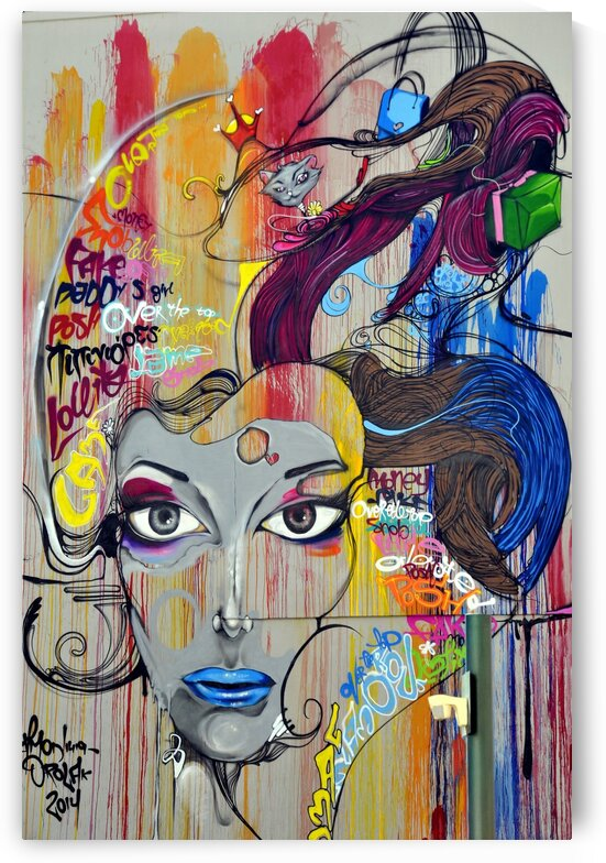 Graffiti N by Lovely and Nicely