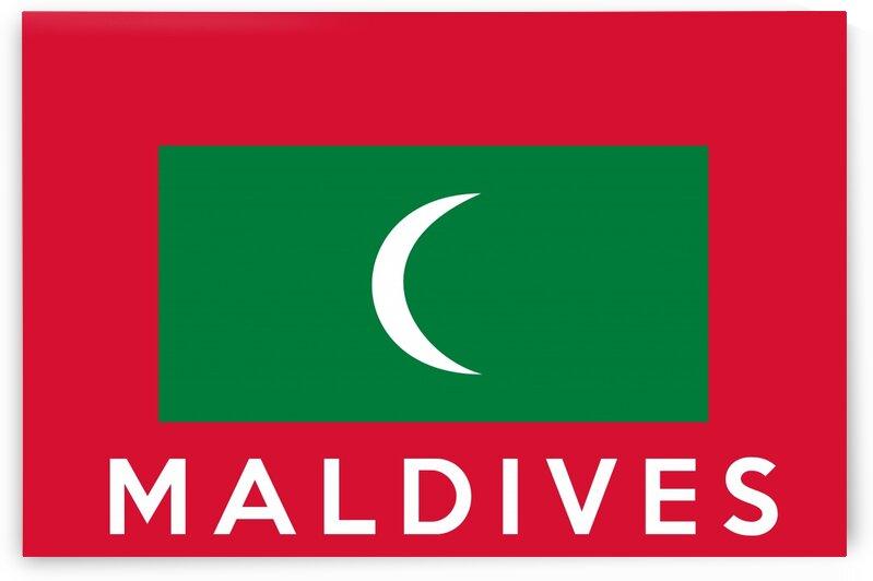 Maldives name by Tony Tudor