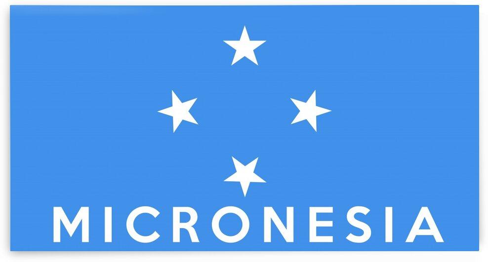Micronesia name by Tony Tudor