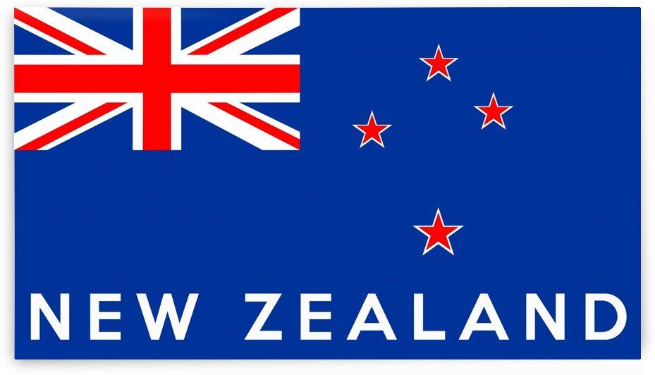 New Zealand name by Tony Tudor